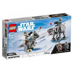 75298 LEGO STAR WARS MIKROMYŚLIWCE ATAT KONTRA TAUNTAUN
