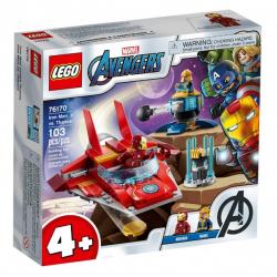 76170 LEGO MARVEL AVENGERS IRON MAN KONTRA THANOS