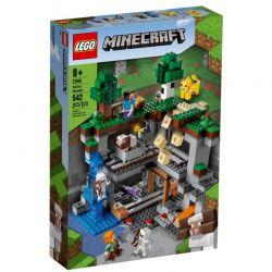 21169 LEGO MINECRAFT PIERWSZA PRZYGODA