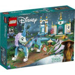 43184 LEGO DISNEY RAYA I SMOK SISU