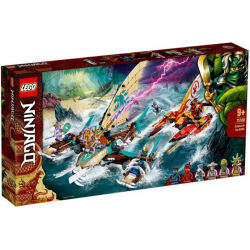 71748 LEGO NINJAGO MORSKA BITWA KATAMARANÓW