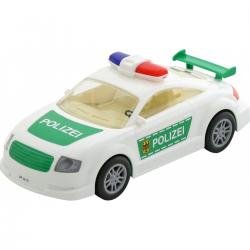 037091 AUTO POLICJA SAMOCHÓD POLICYJNY POLESIE