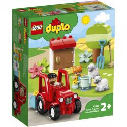 10950 LEGO DUPLO TRAKTOR I ZWIERZĘTA GOSPODARSKIE