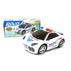 963893 POJAZD POLICYJNY AUTO POLICJA Z DŹWIĘKIEM