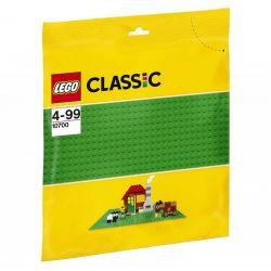 10700 LEGO CLASSIC PŁYTA PŁYTKA KONSTRUKCYJNA ZIELONA