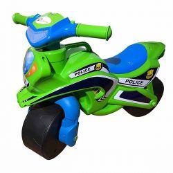 295209 MOTOREK BIEGOWY MOTOR ROWEREK ZIELONY