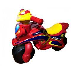 295605 MOTOREK BIEGOWY MOTOR ROWEREK CZERWONY