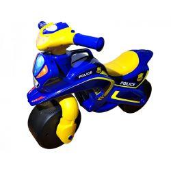 295704 MOTOREK BIEGOWY MOTOR ROWEREK NIEBIESKI