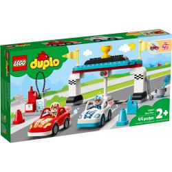 10947 LEGO DUPLO SAMOCHODY WYŚCIGOWE