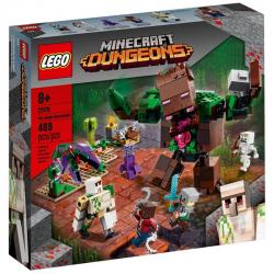 21176 LEGO MINECRAFT POSTRACH DŻUNGLI
