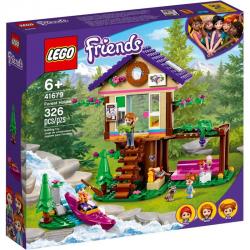 41679 LEGO FRIENDS LEŚNY DOMEK