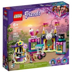 41687 LEGO FRIENDS MAGICZNE STOISKA W WESOŁYM MIASTECZKU