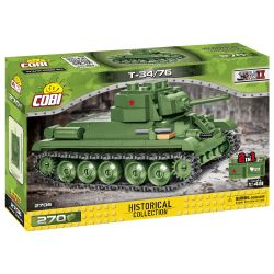 2706 COBI SMALL ARMY KLOCKI CZOŁG T-34/76