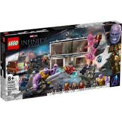 76192 LEGO AVENGERS KONIEC GRY OSTATECZNA BITWA