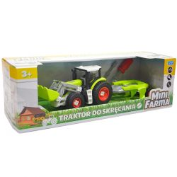 151125 MINI FARMA TRAKTOR DO SKRĘCANIA