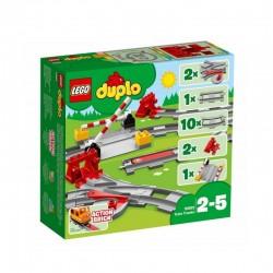 10882 LEGO® DUPLO TORY KOLEJOWE