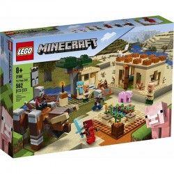 21160 LEGO® MINECRAFT™ NAJAZD ZŁOSADNIKÓW