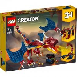 31102 LEGO® CREATOR SMOK OGNIA