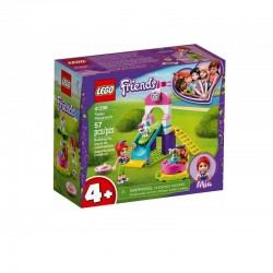 41396 LEGO® FRIENDS PLAC ZABAW DLA PIESKÓW