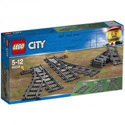 60238 LEGO® CITY ZWROTNICE