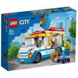 60253 LEGO® CITY FURGONETKA Z LODAMI