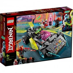 71710 LEGO® NINJAGO LATAJĄCY SAMOCHÓD NINJA