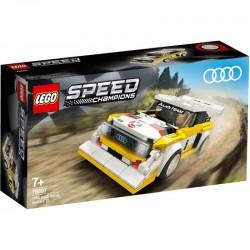 76897 LEGO® SPEED CHAMPIONS AUDI SPORT QUATTRO S1