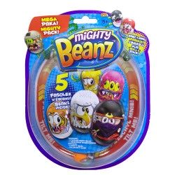 03379 EPEE FASOLKI MIGHTY BEANZ BLISTER 5 PACK