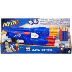 B4620 NERF N-STRIKE WYRZUTNIA DUAL STRIKE