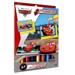 RED CASTLE PIASKOWE OBRAZKI CARS