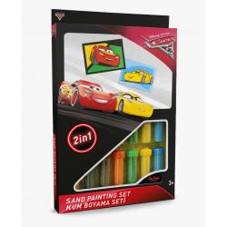 RED CASTLE PIASKOWE OBRAZKI CARS 3