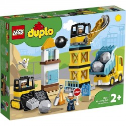10932 LEGO® DUPLO ROZBIÓRKA Z KULĄ