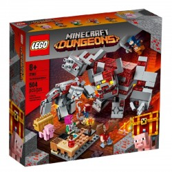 21163 LEGO MINECRAFT BITWA O CZERWONY KAMIEŃ