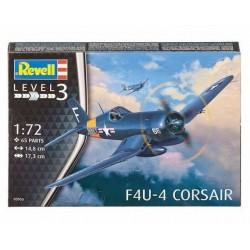 03955 REVELL F4U-4 CORSAIR