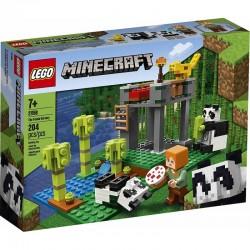 21158 LEGO® MINECRAFT ŻŁOBEK DLA PAND