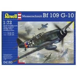 04160 REVELL MESSERSCHMITT BF 109 G-10