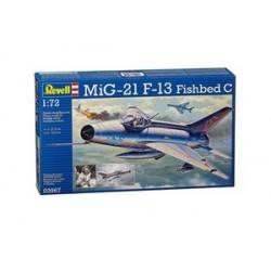 03967 REVELL MiG-21 F-13 FISHBED C