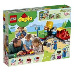10874 LEGO DUPLO POCIĄG PAROWY