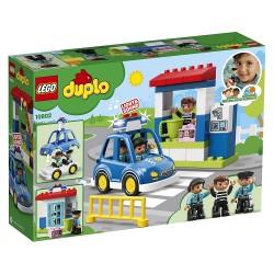 10902 LEGO DUPLO POSTERUNEK POLICJI