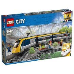 60197 LEGO CITY POCIĄG PASAŻERSKI