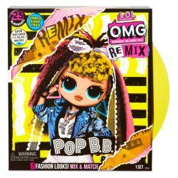 567257 LALKA LOL SURPRISE OMG POP B.B. REMIX