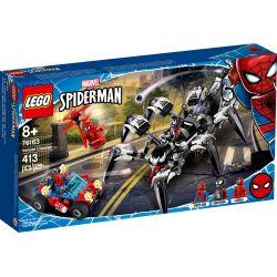 LEGO 76163 SPIDERMAN PEŁZACZ VENOMA MARVEL