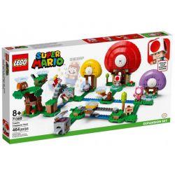 LEGO 71368 SUPER MARIO TOAD SZUKA SKARBU ROZSZERZENIE