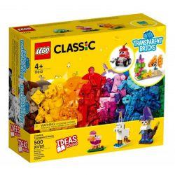 11013 LEGO CLASSIC KREATYWNE PRZEZROCZYSTE KLOCKI