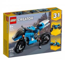 31114 LEGO CREATOR SUPERMOTOCYKL