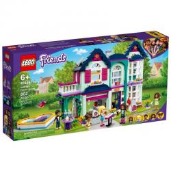 41449 LEGO FRIENDS DOM RODZINNY ANDREI