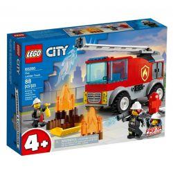 60280 LEGO CITY WÓZ STRAŻACKI