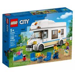 60283 LEGO CITY WAKACYJNY KAMPER