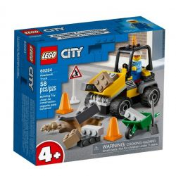 60284 LEGO CITY POJAZD DO ROBÓT DROGOWYCH