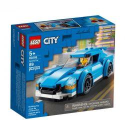 60285 LEGO CITY SAMOCHÓD SPORTOWY